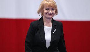 Posłanka PiS Jolanta Szczypińska jest w szpitalu.