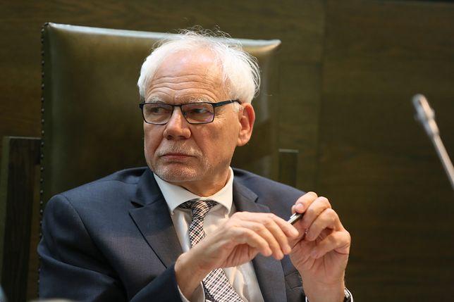 Prof. Marek Safjan kategorycznie sprzeciwia się sugestiom prezydenta na jego temat