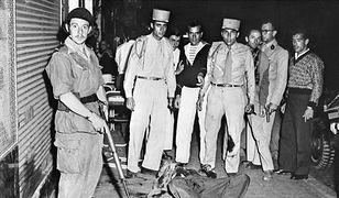 Francuskie zbrodnie w wojnie o niepodległość Algierii
