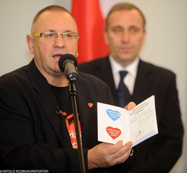 Dzisiaj Koalicja Europejska z Grzegorzem Schetyną potrzebowałaby kogoś takiego jak Jerzy Owsiak
