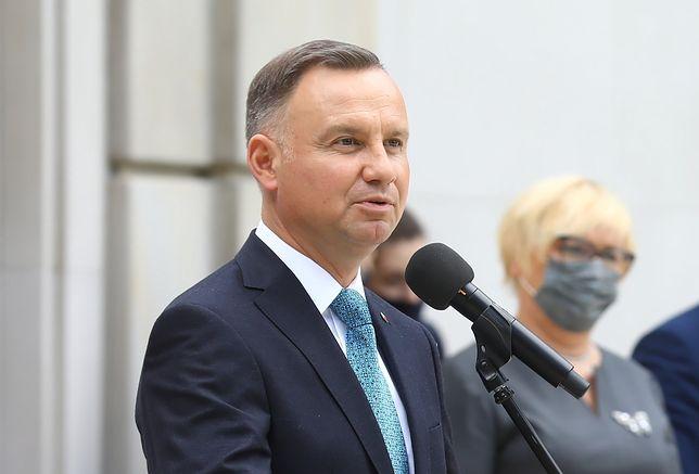 Andrzej Duda: Polski Ład pokrywa się z Planem Dudy