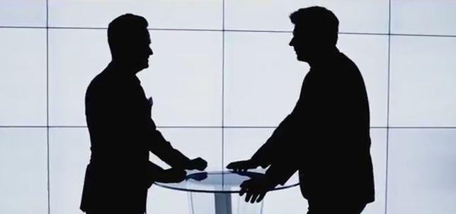 Adam Hofman i Ryszard Petru już o godz. 20 na stronie głównej WP