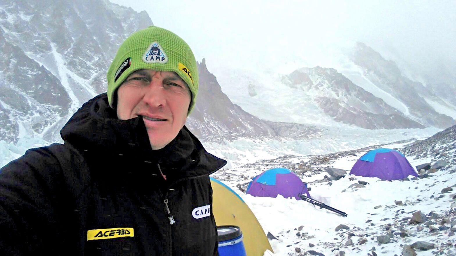 Himalaista zdradza tajemnice gór