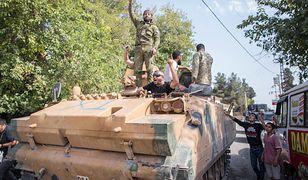Tureckie wojska i ich sprzymierzeńcy mieli dopuszczać się zbrodni wojennych