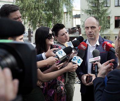 Prokurator Mariusz Pindera poinformował o złożeniu wniosku o areszt tymczasowy dla 22-latka podejrzanego o zabójstwo Kristiny