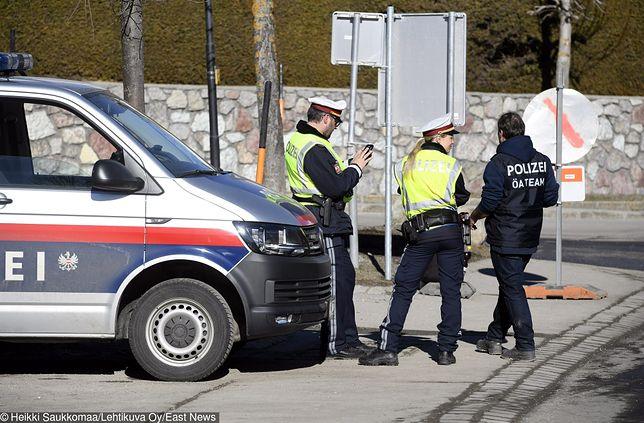 Do wypadku doszło na autostradzie A2, na wysokości Baden, kilkadziesiąt kilometrów za Wiedniem