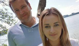 """Anna i Grzegorz z """"Rolnik szuka żony"""" ochrzcili córkę"""