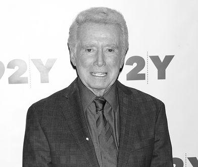 Regis Philbin był legendą amerykańskiej telewizji