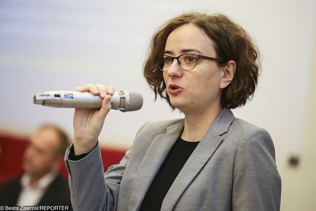 Kurczy się klub radnych PO w Krakowie. Z partii odeszła Anna Szybist