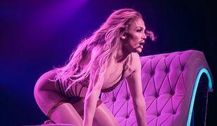 Jennifer Lopez rozpala zmysły. Wystąpiła w samej bieliźnie