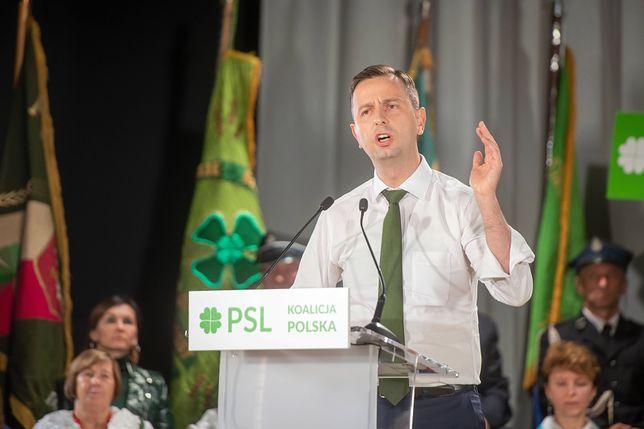 Wybory parlamentarne. Władysław Kosiniak-Kamysz, lider ludowców