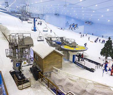 W stolicy Tatr planuje się zbudować największą na świecie krytą trasę narciarską - podobną do tej, która jest w Dubaju.
