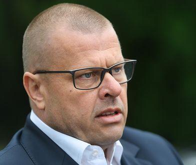 Zbigniew Maj sam zrezygnował ze stanowiska komendanta głównego Policji