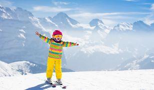 Wybierając wyjazd na narty z dzieckiem trzeba przyjrzeć się dobrze ofercie