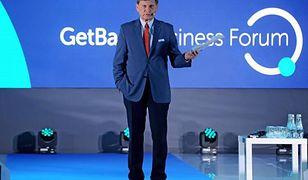 Leszek Balcerowicz na Forum GetBack w październiku 2017 r.