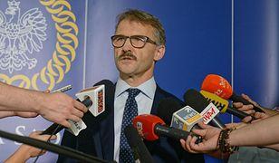 Przewodniczący KRS Leszek Mazur odrzuca oskarżenia o niejawność przesłuchań kandydatów na sędziów do SN