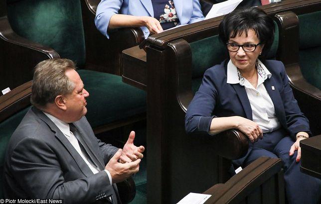 Wiceminister Jarosław Zieliński chciał być szefem MSWiA. Stanowisko objęła Elżbieta Witek