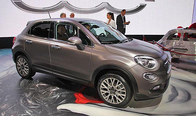 Fiat 500X: podbić segment!