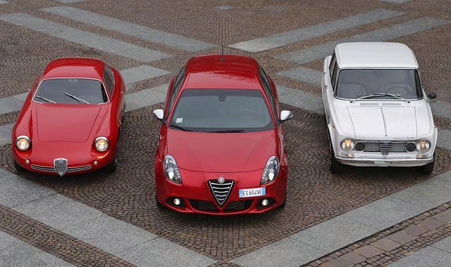 "Alfa Romeo w ""Winter Marathon 2014"""