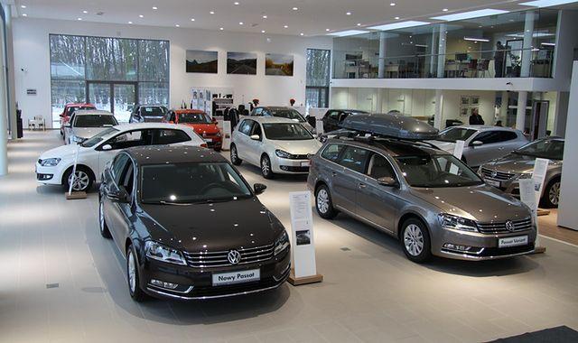 Rośnie sprzedaż samochodów w Polsce