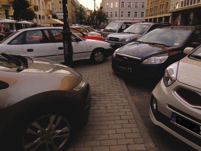 Mapa Dumy i Wstydu: Śródmieście