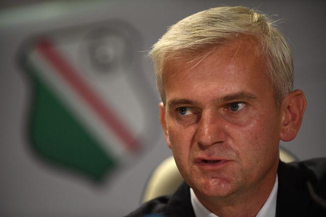 """Jacek Magiera trenerem Legii! """"Bardzo się cieszę, że wróciłem do domu"""""""