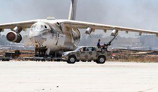 W ataku na lotnisko w Libii zostało rannych trzech pracowników linii lotniczych Afriqiyah