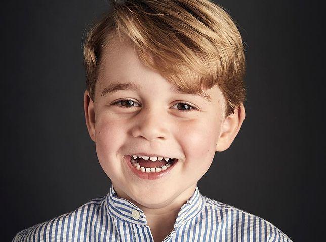 Roześmiany książę George