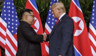 Trump podkreślił, że jest zadowolony ze spotkania