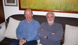 Mark Sullivan i Pino Lella w 2006 r.