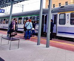 PKP szuka pasażerów. Koronawirus w pociągu Intercity.