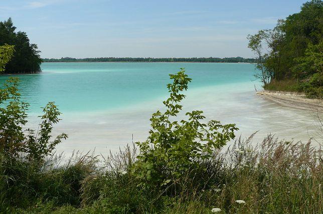 Lazurowe Jezioro w Polsce