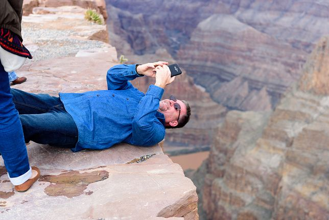 Turyści często nie zdają sobie sprawy z czyhających zagrożeń