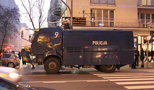 Wilcza i Skorupki zamknięte. Policja pilnuje squatów