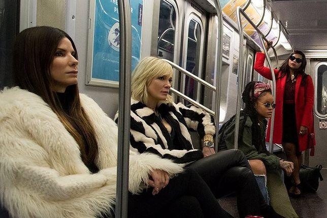 Sandra Bullock jako Debbie Ocean staje na czele kobiet gotowych na wszystko