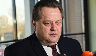 Jarosław Zieliński poinformował o pierwszych zakazach wjazdu w związku z czasowymi kontrolami na granicy