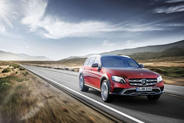 Mercedes-Benz klasy E All-Terrain