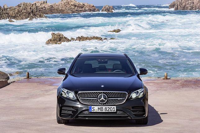 Nowy Mercedes Klasy E kombi
