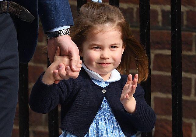 Książę William uroczo zwraca się do córki