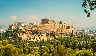 Ateny - podróż do przeszłości