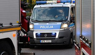 Wrocław. Akcja policji zakończona sukcesem.