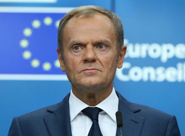 Donald Tusk: Konflikt między państwami członkowskimi trzeba wreszcie zakończyć