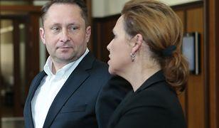 Kamil Durczok od dwóch lat ma nierozwiązane sprawy z byłą żoną