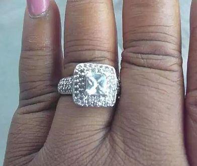 Chciała pochwalić się pierścionkiem zaręczynowym. Wyśmiały jej paznokcie