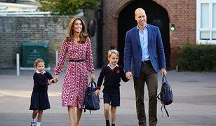 Kate i William z dziećmi wykonali piękny gest