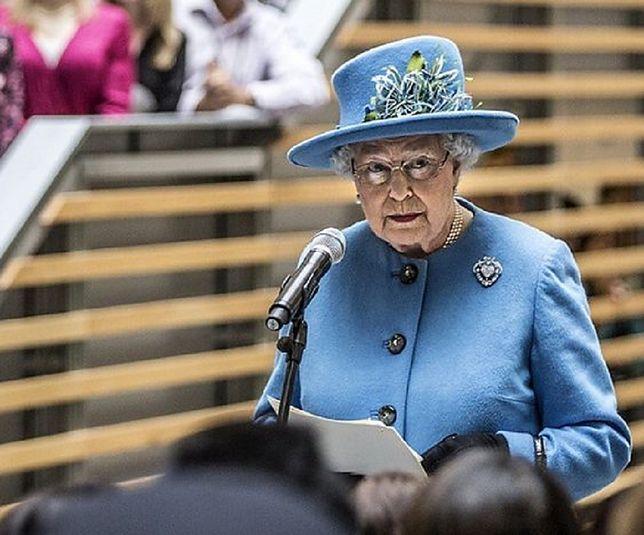 Królowa Elżbieta podziękowała służbie zdrowia. Skierowała do medyków piękne słowa