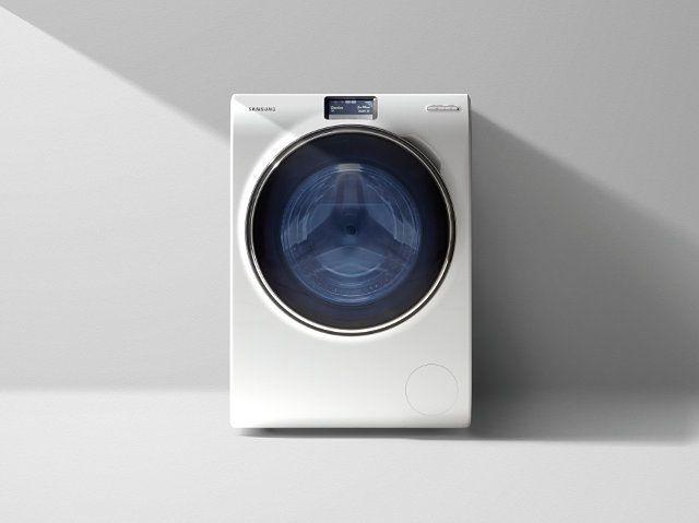 Supernowoczesne pralki Samsung Crystal Blue