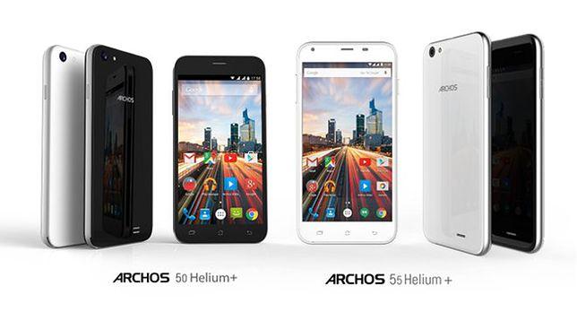 Archos Helium Plus: LTE i ekran HD