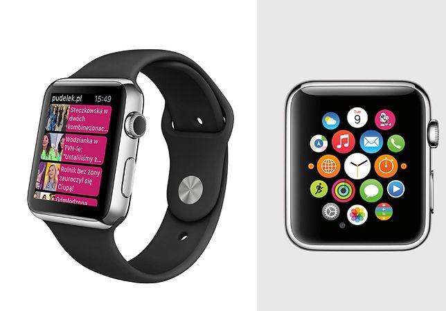 Pierwsza w Polsce aplikacja na zegarek Apple Watch