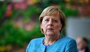 Kanclerz Niemiec Angela Merkel.